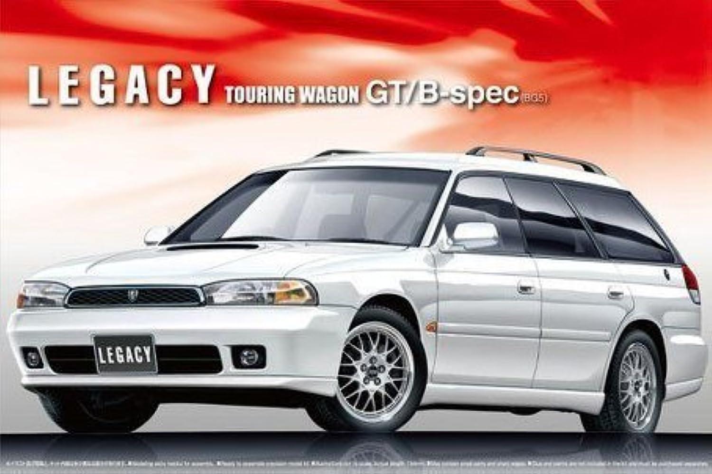 Legacy Touring Wagon GT (BG5) (Plastic model) B0069IQJ8O Kompletter Spezifikationsbereich   | Bevorzugtes Material