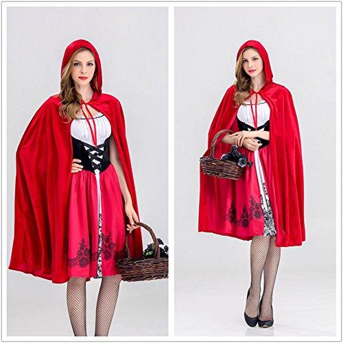 Mujeres Storybook Cuento de Caperucita roja Fiesta de Gótico del ...