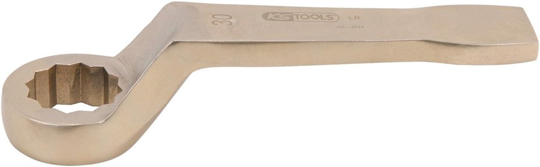 KS Tools Tools Tools 963.7846 BRONZEplus Schlag-Ringschlüssel gekröpft 75 mm B00QU7LSO4 | Abgabepreis  d30ead