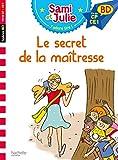 Sami et Julie BD - Le secret de la maîtresse