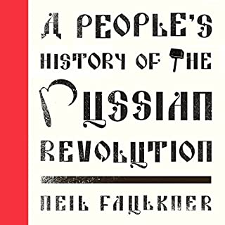 A People's History of the Russian Revolution cover art