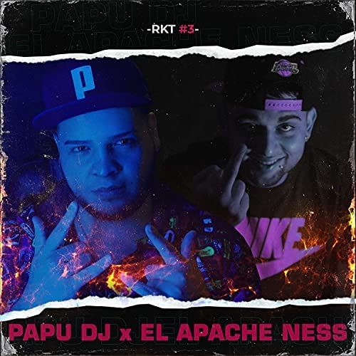 Papu DJ & El Apache Ness