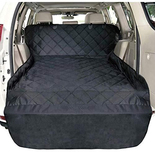 Yopria Perro Vehículo Protector de Maletero Cubierta de Asiento de Carro Mascotas Hamaca Convertible Cubrir Impermeable Cubiertas del Asiento Trasero para el Carro SUV Camión