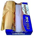 Handi-Foil 9' x 10.75' Gold Interfolded Aluminum Foil Pop-Up Sheets 200/PK (Pack of 200)