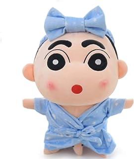 Doll Anime Japon/és Shin-Chan Figura De Acci/ón para El Mejor Regalo35Cm Naughty Crayon Shin Chan Stuffed Plush