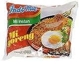 Indomie Mi Goreng Instant Stir Fry Noodles, Halal Certified, Original Flavor, 3 oz, Pack of 30