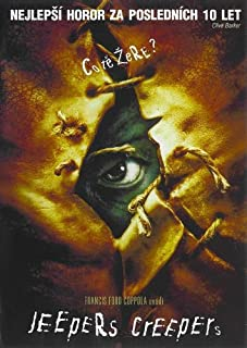 Jeepers Creepers Movie Poster (27 x 40 Inches - 69cm x 102cm) (2001) Czechoslovakian -(Gina Phillips)(Justin Long)(Jonathan Breck)(Patricia Belcher)(Brandon Smith)(Eileen Brennan)