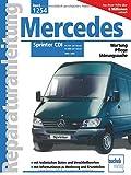 Mercedes Sprinter CDI 2000 bis 2005: 1251 cm3 und 2686 cm3 Diesel