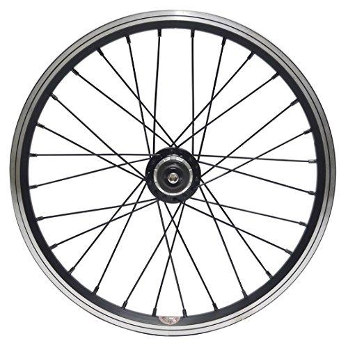 DAHON(ダホン) Wheel Set(REAR) [EEZZ D3用] 16インチ ブラック