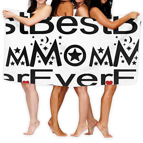 Toallas absorbentes para Piscinas Las Mejores Toallas MOM Ever Super Soft,...