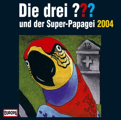 Die Drei ??? und der Super-Papagei 2004 2er BOX