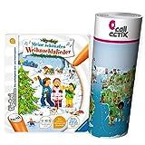 Ravensburger tiptoi Weihnachten Musik Kinder Lieder Buch | Meine schönsten...