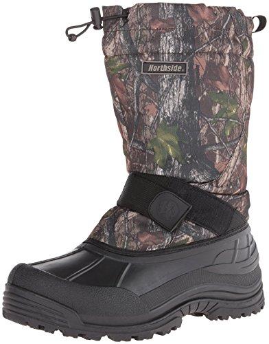 Northside Men's Alberta II Waterproof Combination Hunting Boot,Brown Camo,10 M US