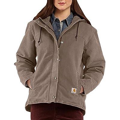 Carhartt Women's Sandstone Berkley Snap Front Jacket