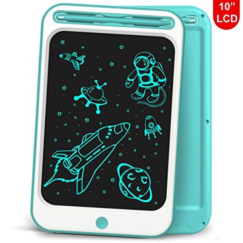 Richgv Tabletas Escritura LCD 10 Pulgadas,Tablet