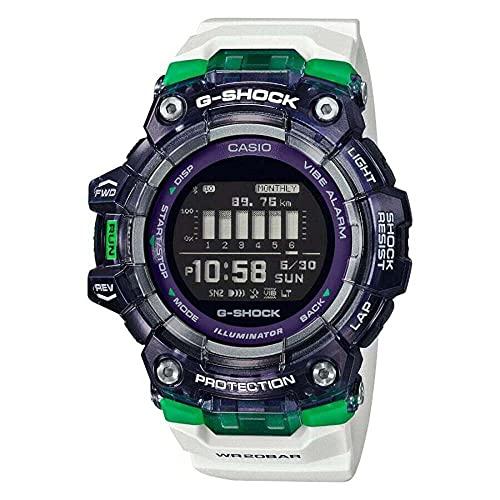 Reloj Casio G-Shock GBD-100SM-1A7ER Blanco Verde