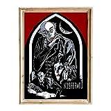 FANART369 Memento Poster A3 Größe Filmposter Original