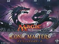 マジック:ザ・ギャザリング 日本語版 アイコニックマスターズ ブースター 24パック入りBOX