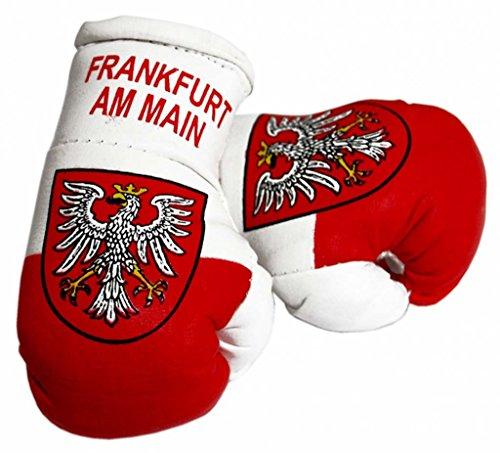 Doktor Hardstuff Mini Boxhandschuhe - Frankfurt am Main