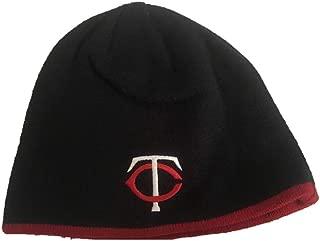 Fan Favorite Minnesota Twins Youth Winter Beanie Skull Cap
