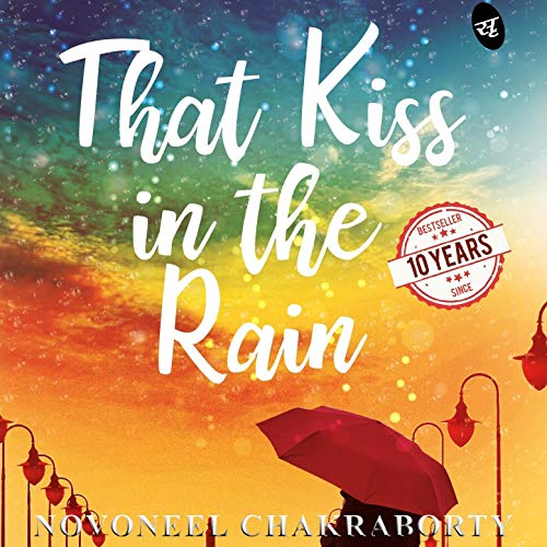 That Kiss in the Rain audiobook cover art