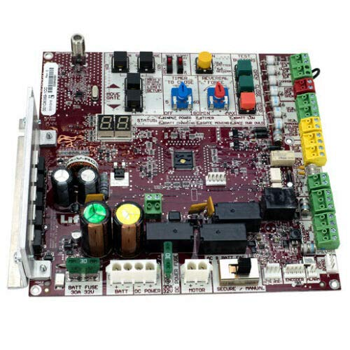 Best Prices! Liftmaster K1D8389-1CC Main Control Board, DC Pad-Mount, UL325 Commercial Swing