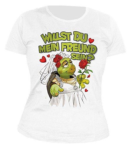 Sascha GRAMMEL - Willst du Mein Freund Sein - Girlie - Shirt Größe S