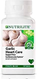 nutrilite garlic heart care
