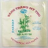Eckig Vietnamesisch Reispapier 22cm 340g Frühlingssalat Sommer Rolle Verpackung Banh Trang Eßbar Nahrung...