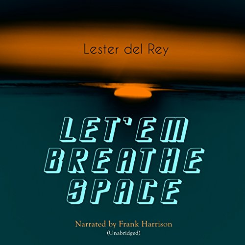 Let'em Breathe Space audiobook cover art