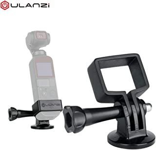 Ulanzi OP-3 OSMO Pocket Extension Fixed Stand Holder with Action Camera Adapter for GoPro Action Camera for Tripods for DJI OSMO Pocket Gimbal Accessories
