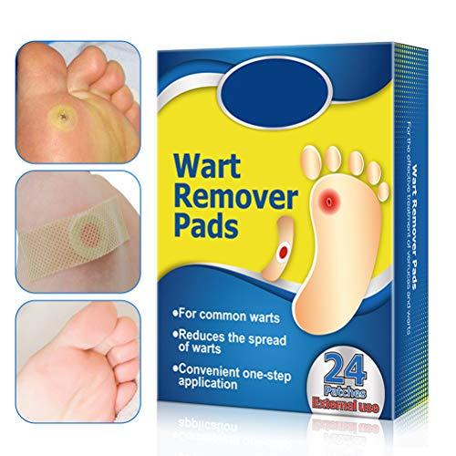 Warzenentferner Warzenentfernungspflaster Pad Fußwarzenentfernung Anti-Warzenpads Behandlung...