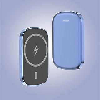 TWDYC 15 W magnetisk trådlös powerbank 10 000 mah, Pd20 w höghastighetsbatteri bärbar laddare, kompatibel med iPhone 12/12...