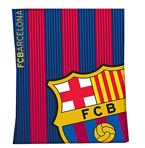 Manta CORALINA F.C Barcelona 130 x 160