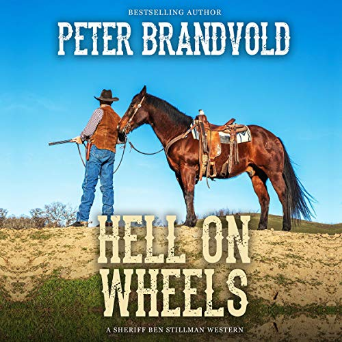 Hell on Wheels Audiobook By Peter Brandvold cover art