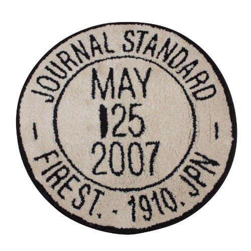 journal standard Furniture JSF STAMP RUG BROWN