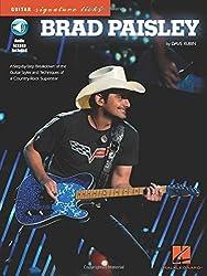 Paisley Brad Signature Licks Guitar Tab Bk/Cd