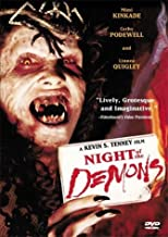 Night of the Demons by Starz / Anchor Bay