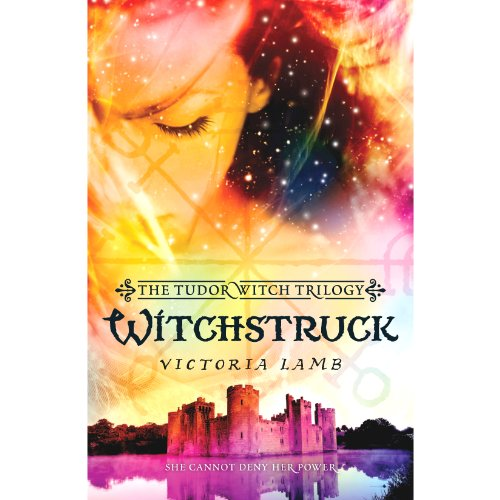 Witchstruck audiobook cover art