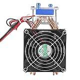 Enfriador Termoeléctrico, Enfriador De Semiconductores Duradero De Enfriamiento Rápido para Pecera para Interior(120W (Adecuado para pecera de 30 litros))