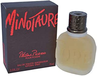 Paloma Picasso Minotaure For Men. Eau De Toilette Spray 2.5 Ounces