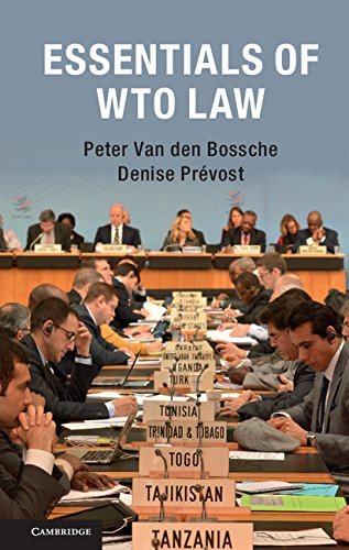 Essentials of WTO Law (English Edition)