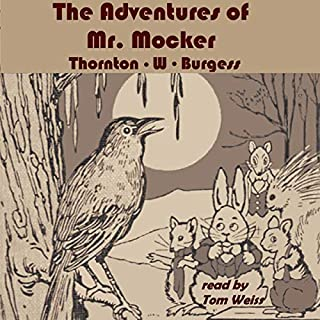 The Adventures of Mr. Mocker audiobook cover art