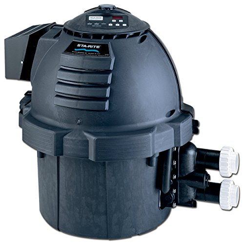 Sta-Rite SR333LP Max-E-Therm Black Propane Gas Pool and Spa Heater, 333-BTU