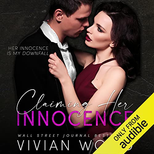 Claiming Her Innocence Audiobook By Vivian Wood cover art