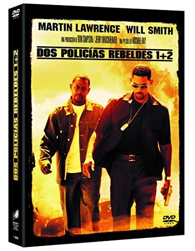 Pack: Dos Policías Rebeldes 1 + Dos Policías Rebeldes 2 [DVD]