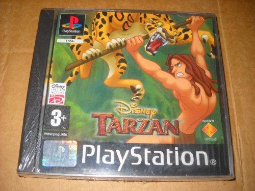 Ps1 Disney Tarzan