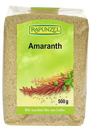 Raiponce graines d'amarante organique (1 x 500 gr)
