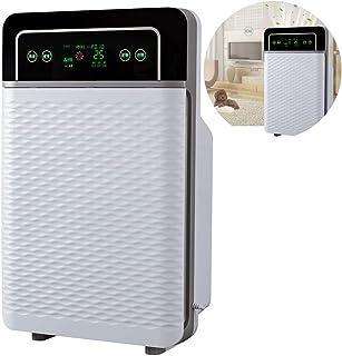iFCOW Purificatore Elettrico Generatore di Ozono Sterilizzatore Portatile Depuratore Daria Filtro Depuratore Daria Ricaricabile Eliminatore di Batteri per La Cottura di Animali Domestici