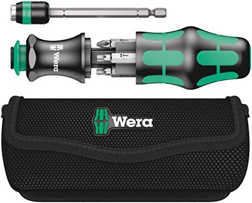 Wera Kraftform Kompakt 22 mit Tasche, 7-teilig, 05051023001